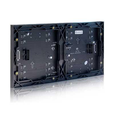 南雄市时代广场展厅LED室内全彩屏专用P5.0表贴单元板(奥马哈)