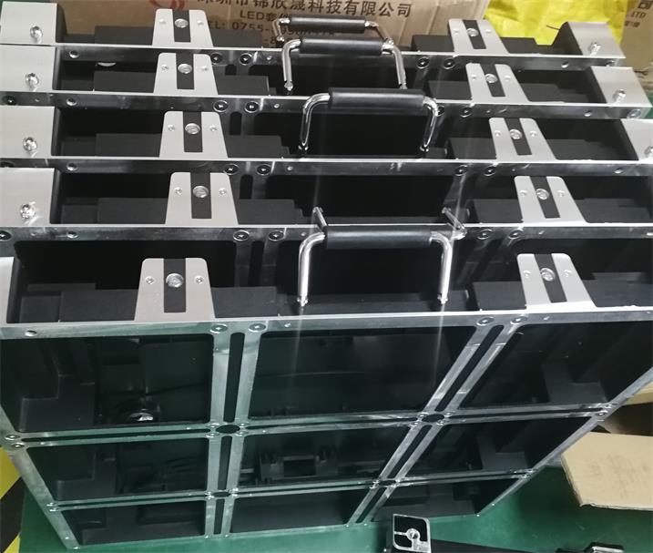 珠海市凯利来商务酒店LED室内全彩屏专用P3表贴单元板(奥马哈)