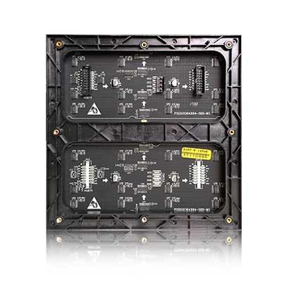 东莞市虎门综合水厂市场LED室内全彩屏专用P3表贴单元板(奥马哈)