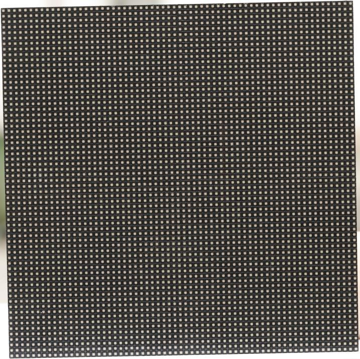 益阳市安化黑茶培训基地LED室内全彩屏专用P3表贴全彩(奥马哈)