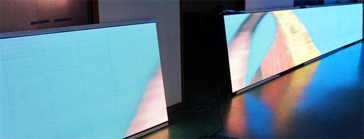 东莞市凤岗园龙山公园LED户外全彩屏专用P4全彩简易箱体(奥马哈)
