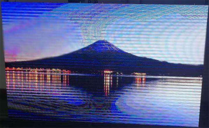 长沙市金宇大酒店LED户外全彩屏专用P3.91租赁箱体(奥马哈)