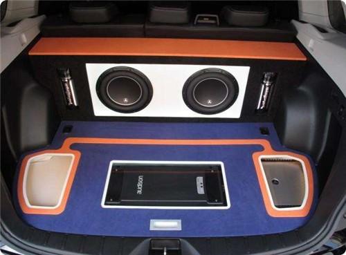 汽车隔音各种知识分享-各自噪音目的性做隔音