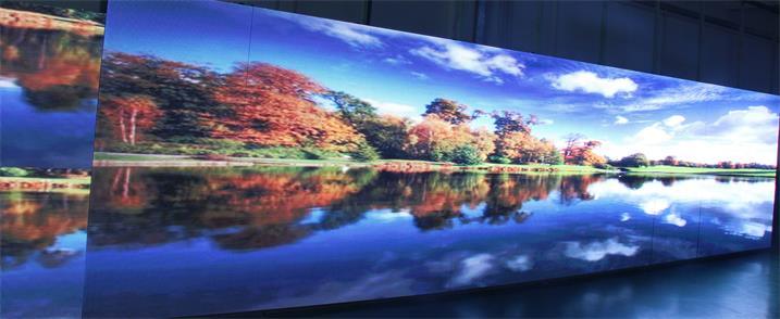 西安市动物园LED户外传媒屏专用P6户外全彩标箱(奥马哈)