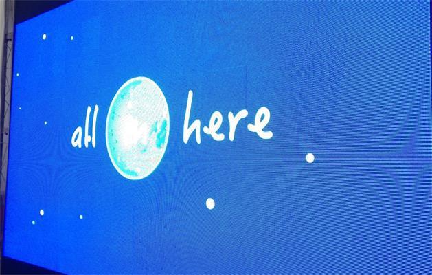 温州市自来水厂LED户外传媒屏专用P10户外直插全彩(奥马哈)