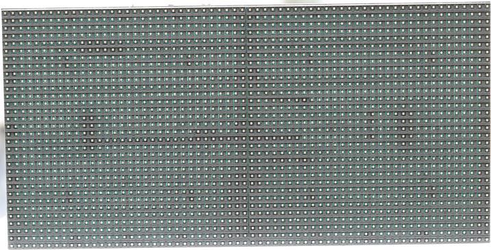 敦煌市南湖店会议室LED双色条屏专用F3.75双色表贴单元板(奥马哈)