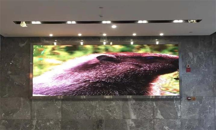 奥马哈订制传媒行业LED显示屏