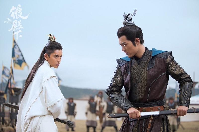 电影投资:《狼殿下》来袭,肖战不是主角?