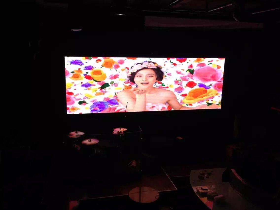 万象圣丽酒店LED室内舞美屏专用P4.81租赁箱体(奥马哈)