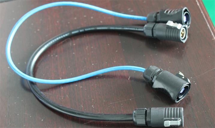 重庆LED户外显示屏控制卡专用成品网线60CM(奥马哈)