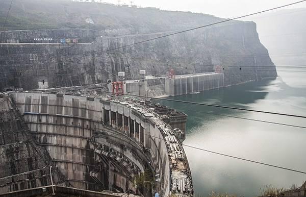 陕西水电站光缆工程