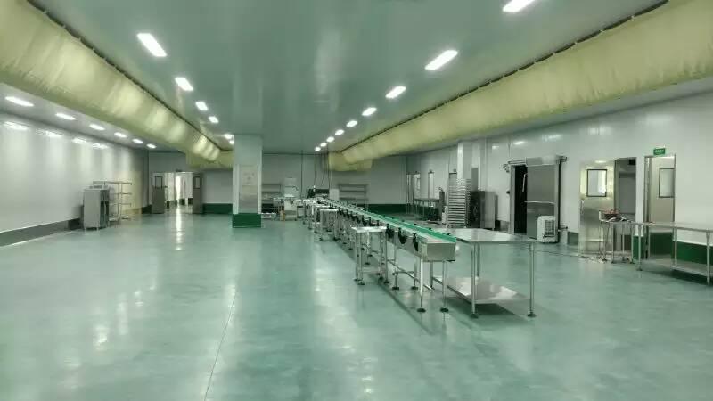 郑州餐厅设计师告诉你什么叫中央厨房