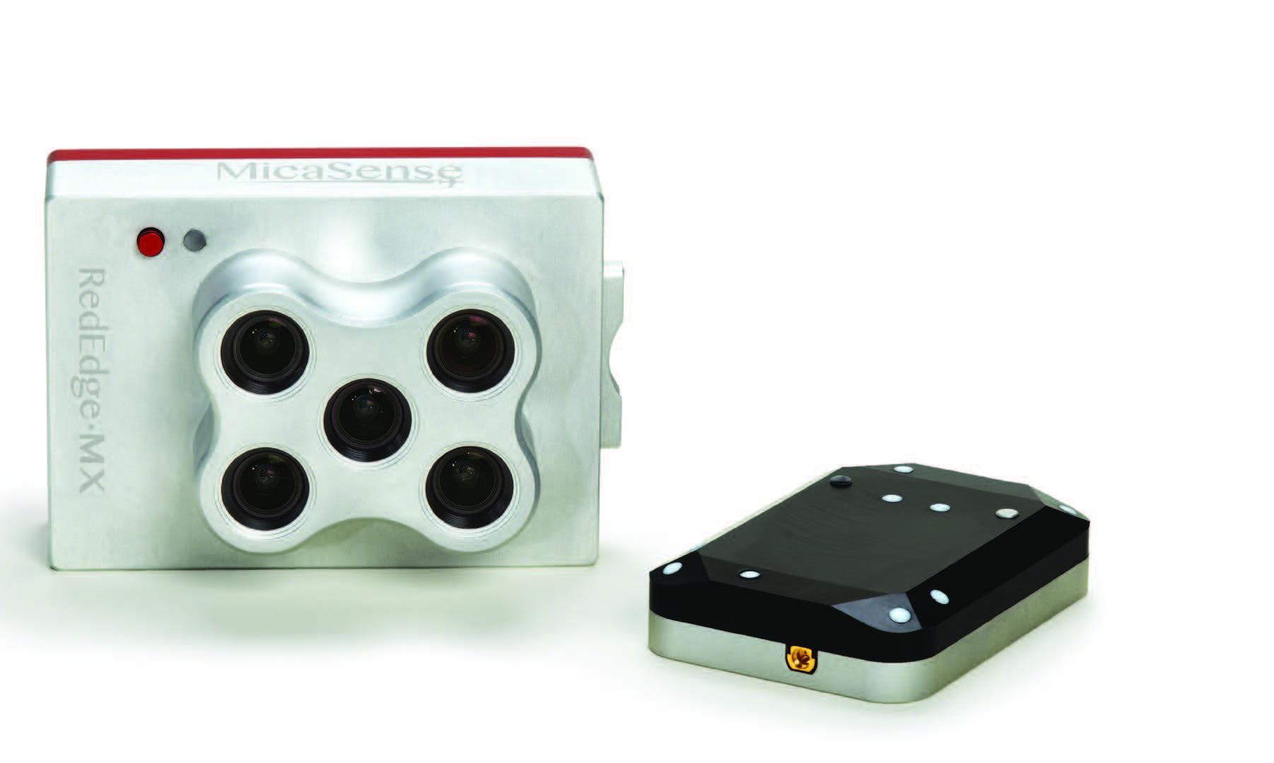 RedEdge-MX多光谱成像仪