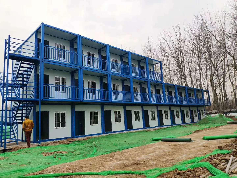 北京城建六集团工人宿舍