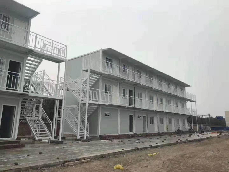 北京海淀建工集团工人宿舍