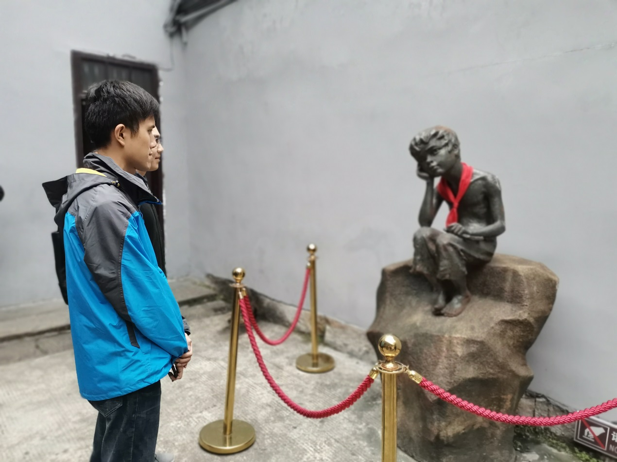 Experience of Chongqing Red Tour