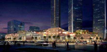 東莞國貿中心高低壓配電系統預防性試驗及維護工程