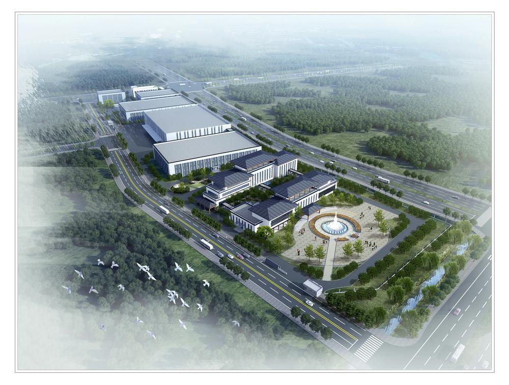 我司再次签约福安药业集团下属宁波天衡制药有限公司迁建项目