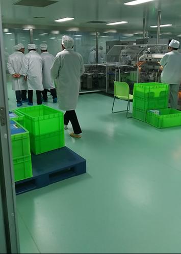 我司工艺专业人员赴昆明龙津药业股份有限公司学习考察