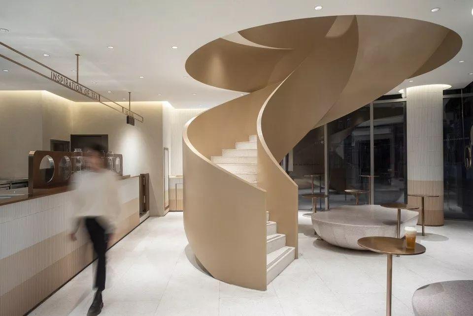 郑州餐厅设计师带你看喜茶店