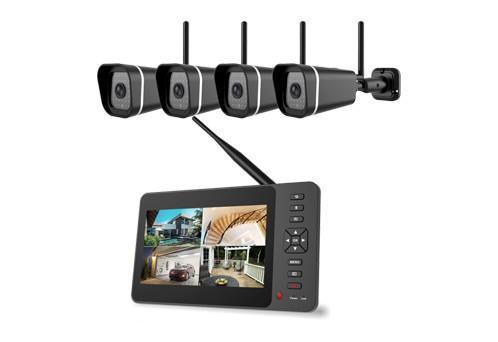 8127JX4 surveillance kit