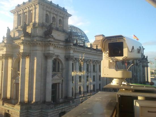Berlin, Germany's parliament