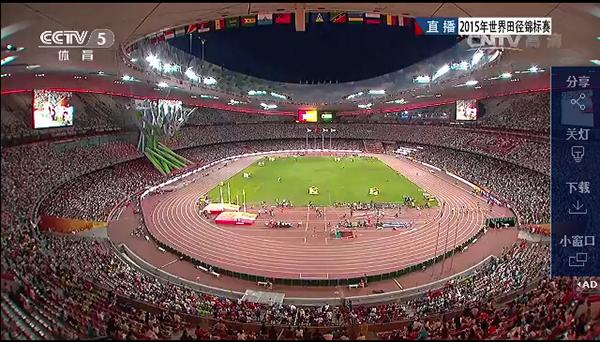 The 2015 world championships