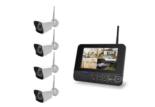 8005BU4 Wireless Kit