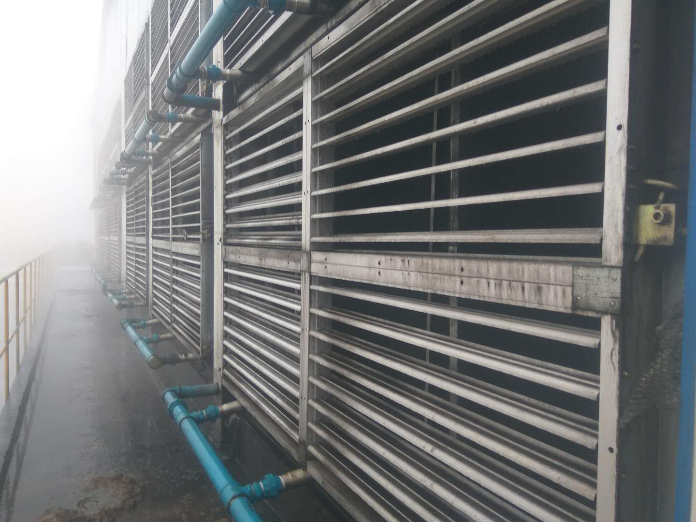 陕西文家坡井乏风取热项目