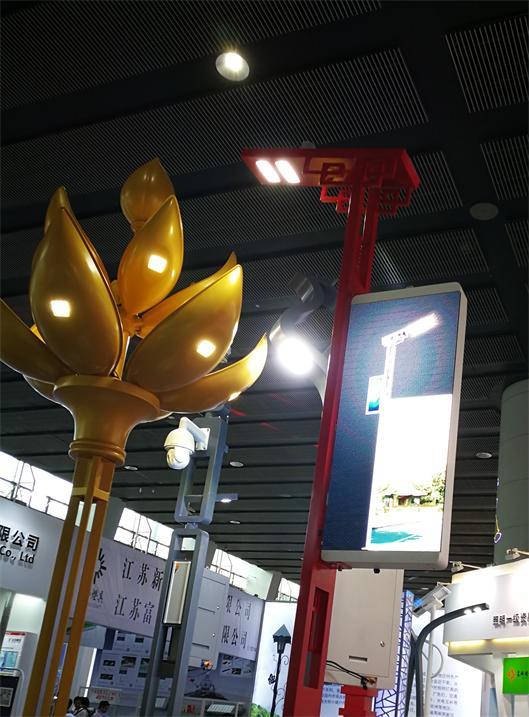 惠州市淡水中心小学LED户外全彩屏专用P4全彩模组(奥马哈)