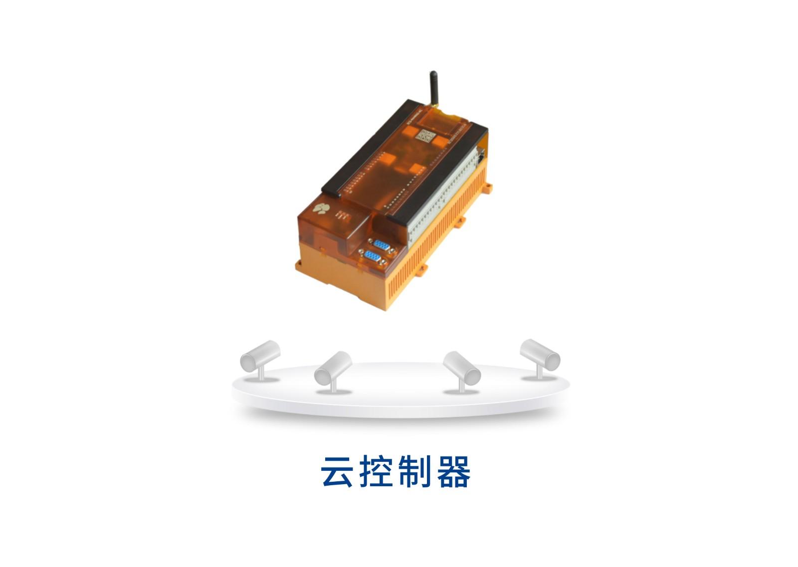 云PLC(IO数据采集)ECS
