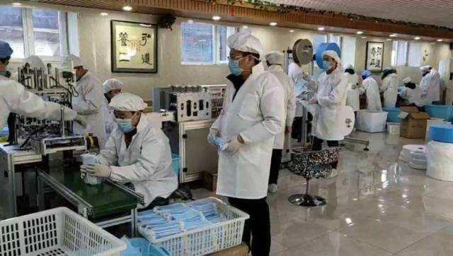 商务部:共进口超50亿元医疗物资 包括13.7亿只口罩