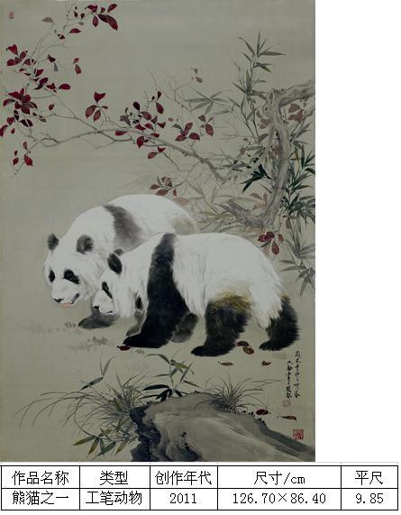 王申勇-熊猫之一