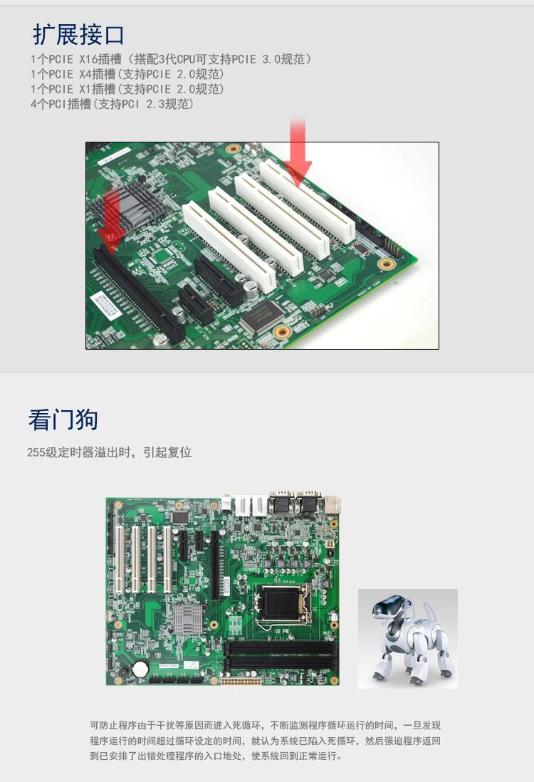KH-B75A 工业级ATX主板