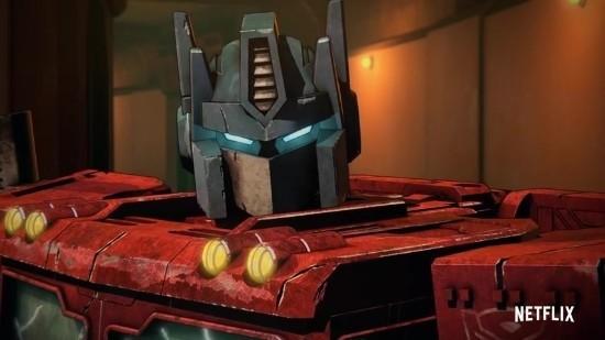 Netflix推动画剧集:变形金刚赛博坦之战三部曲