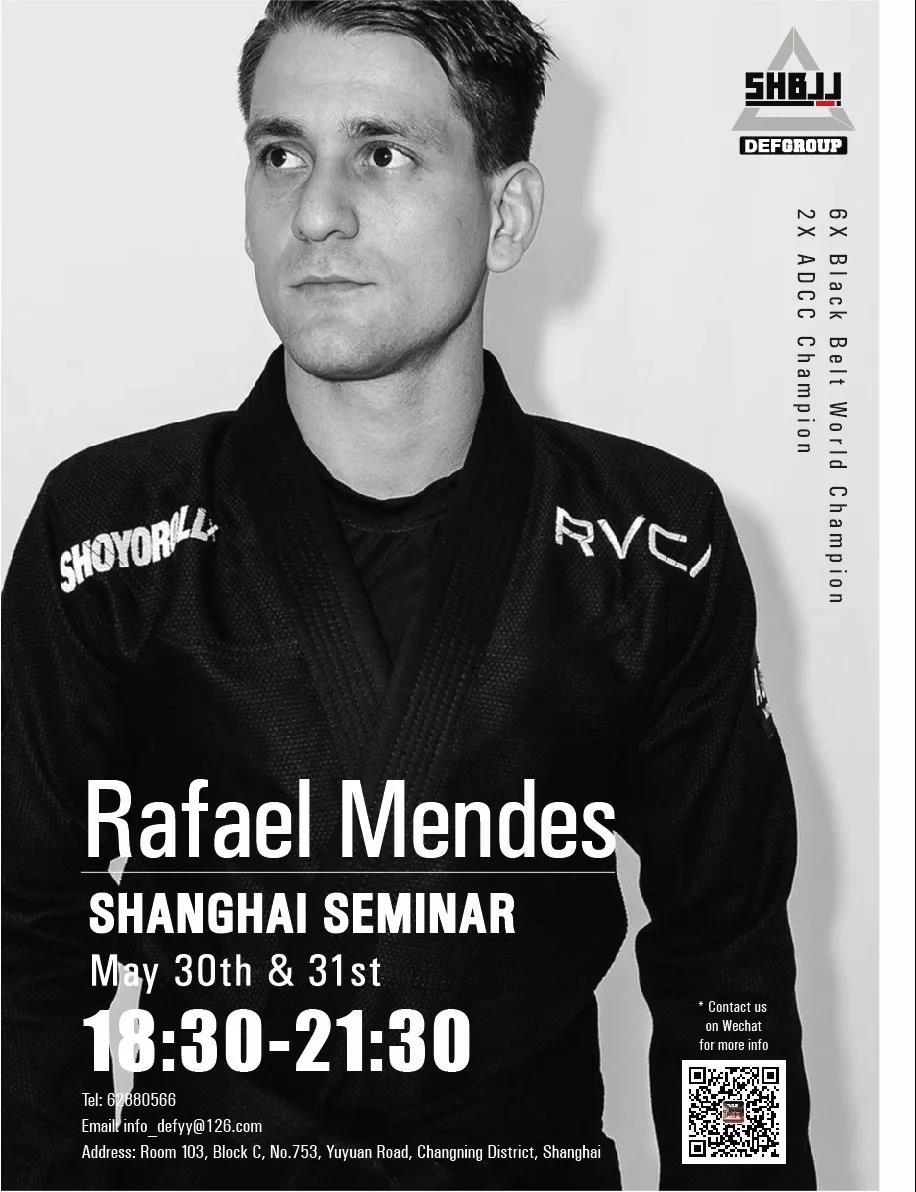 Rafael Mendes Seminar 2019
