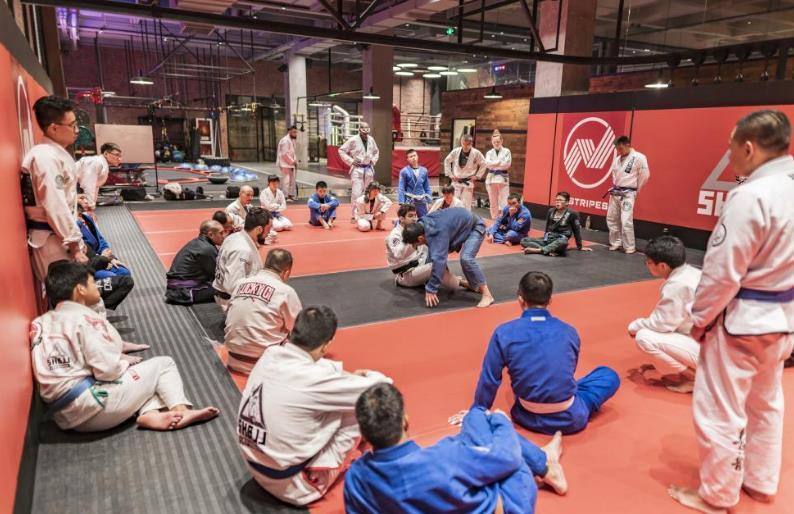 Lucas Lepri Training Camp 2018