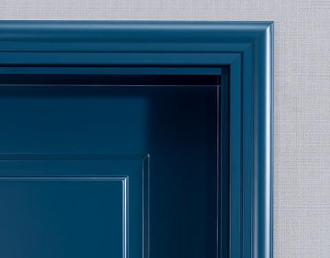 HDF混油-蓝色哑光