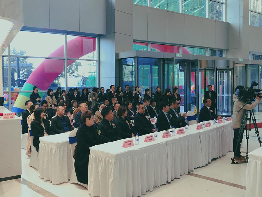 不同金融领袖,一个总部中心——长春IFC企业集中进驻盛典圆满落幕