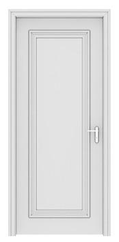 HDF混油-白色啞光