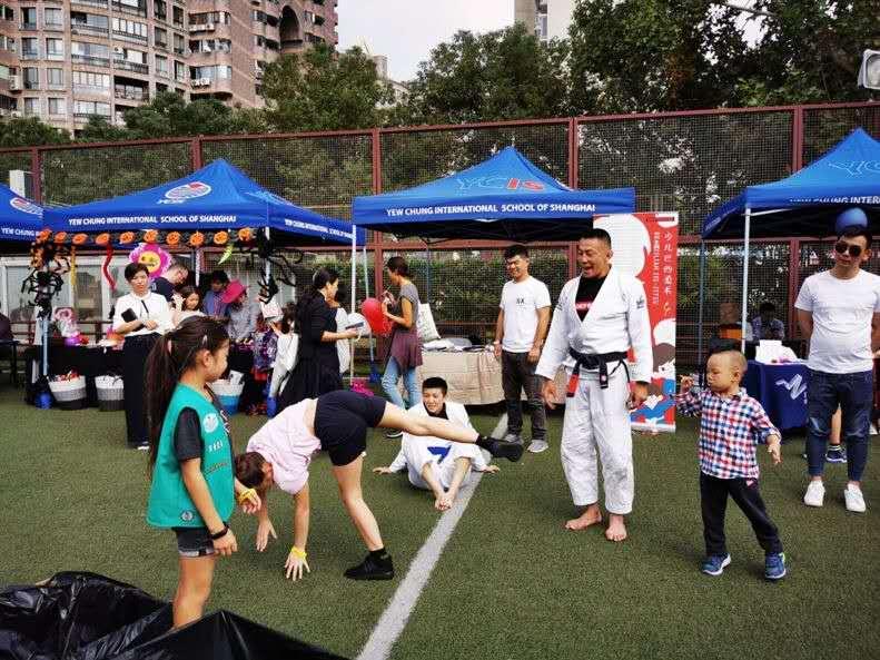 YCIS上海耀中2019秋季家庭开放日活动