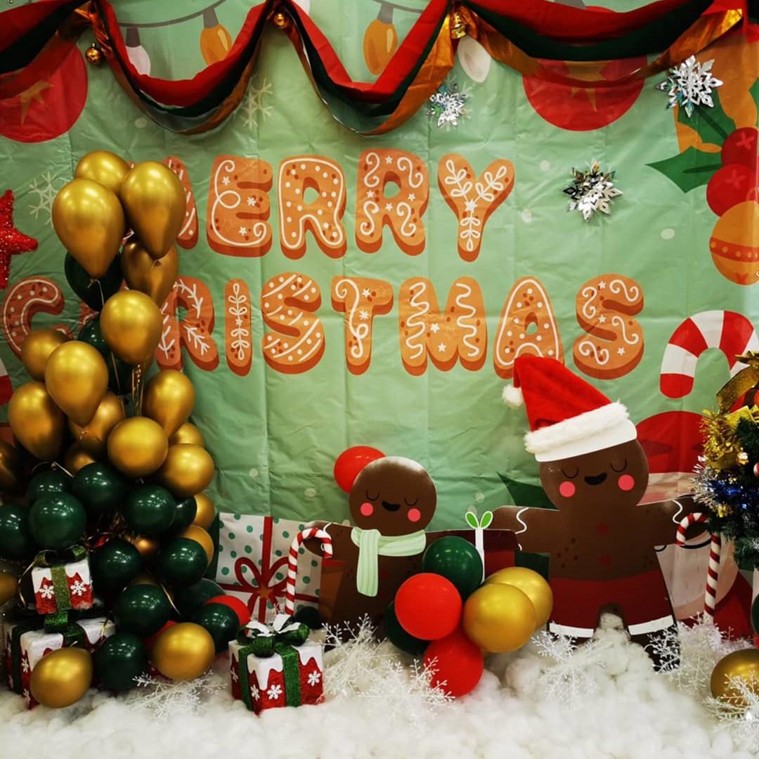 海富虹桥幼儿园圣诞集市