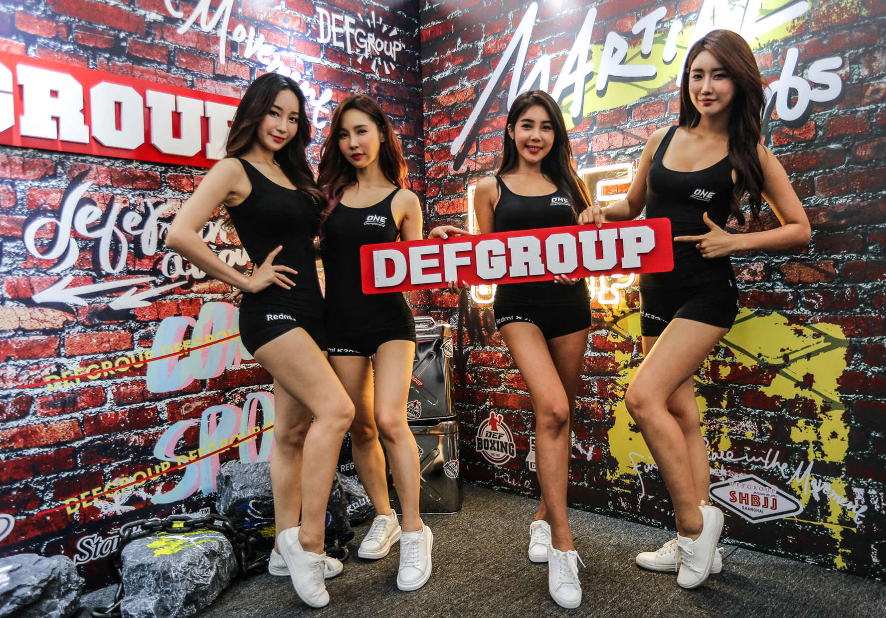 One Championship Shanghai Booth