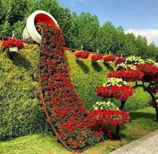 创意景区植物租赁