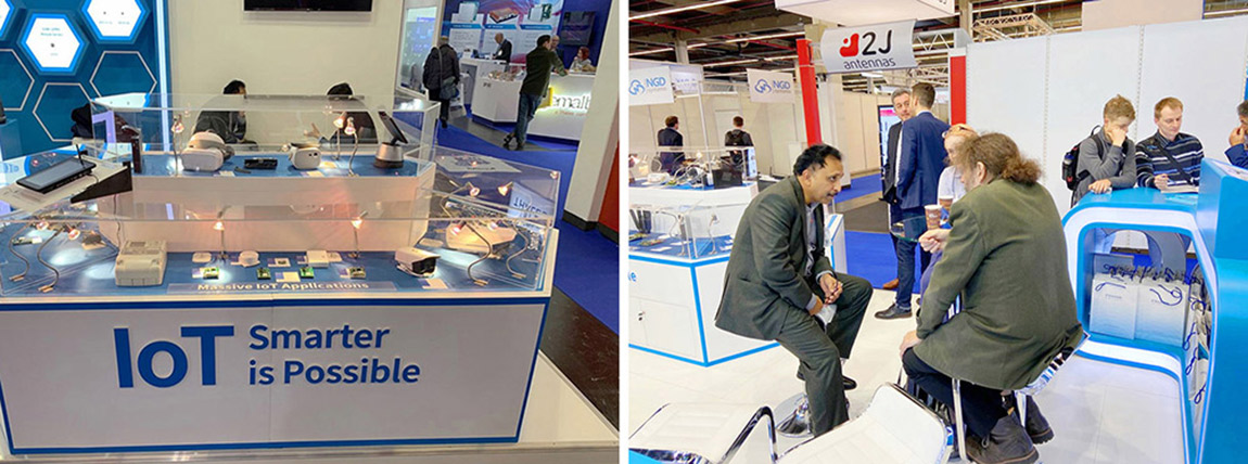 Fibocom Showcases the Latest IoT Solutions Empowered by its Wireless Modules at Embedded World 2020