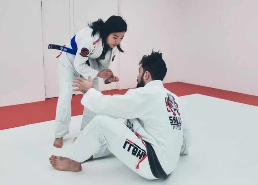 没什么比和你所爱的人一起训练更棒的事了!