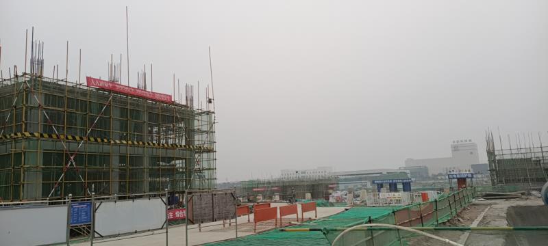 辐照中心建设复工复产   为防治攻坚战贡献力量