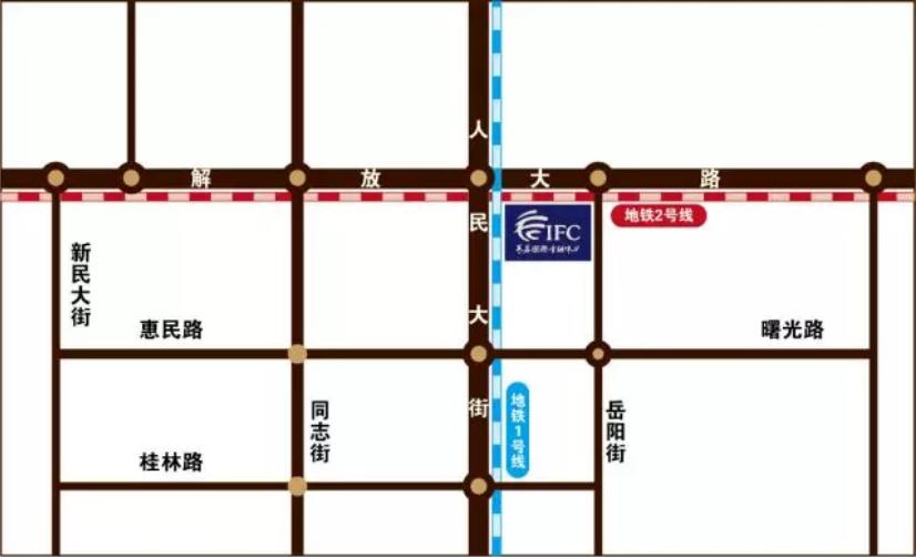 IFC长春国际金融中心-简介