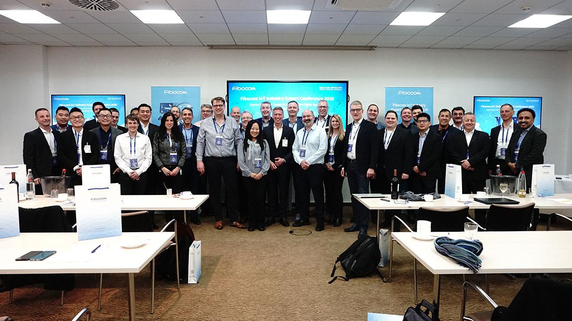 Fibocom IoT Industry Expert Conference 2020 Successfully Held in Nuremberg