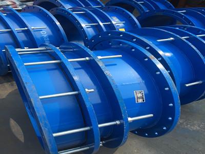 双法兰限位伸缩器在管道中安全运行的重要因素